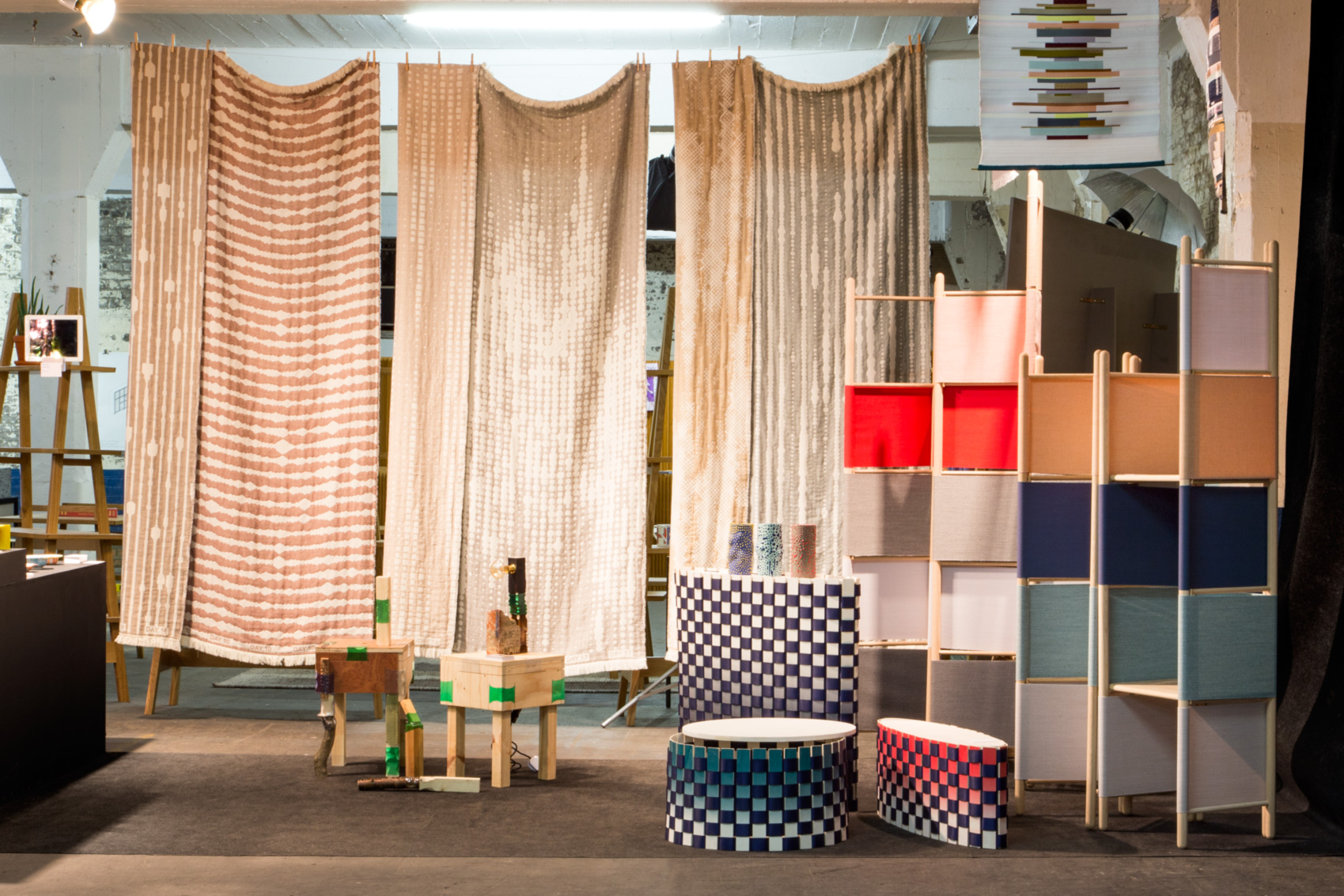 LDF London Design Fair Loom Bound Rive Roshan