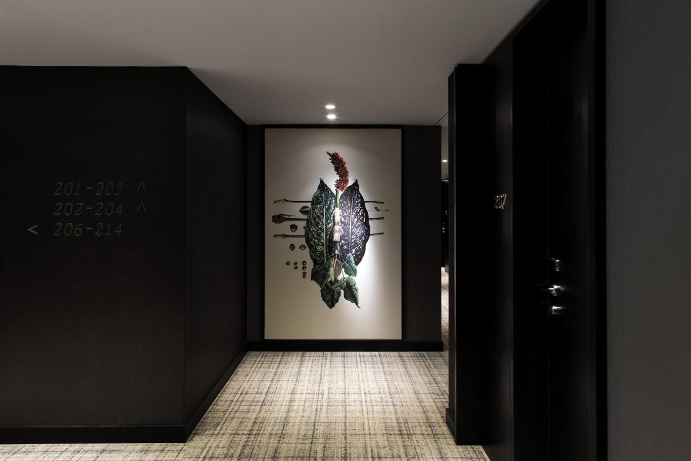 Hyatt Regency Amsterdam Spinoza Hotel Rive Roshan