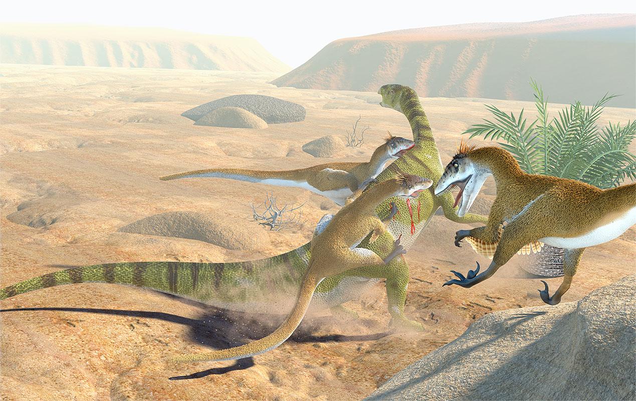 TenontosaurusDeinonychus.jpg