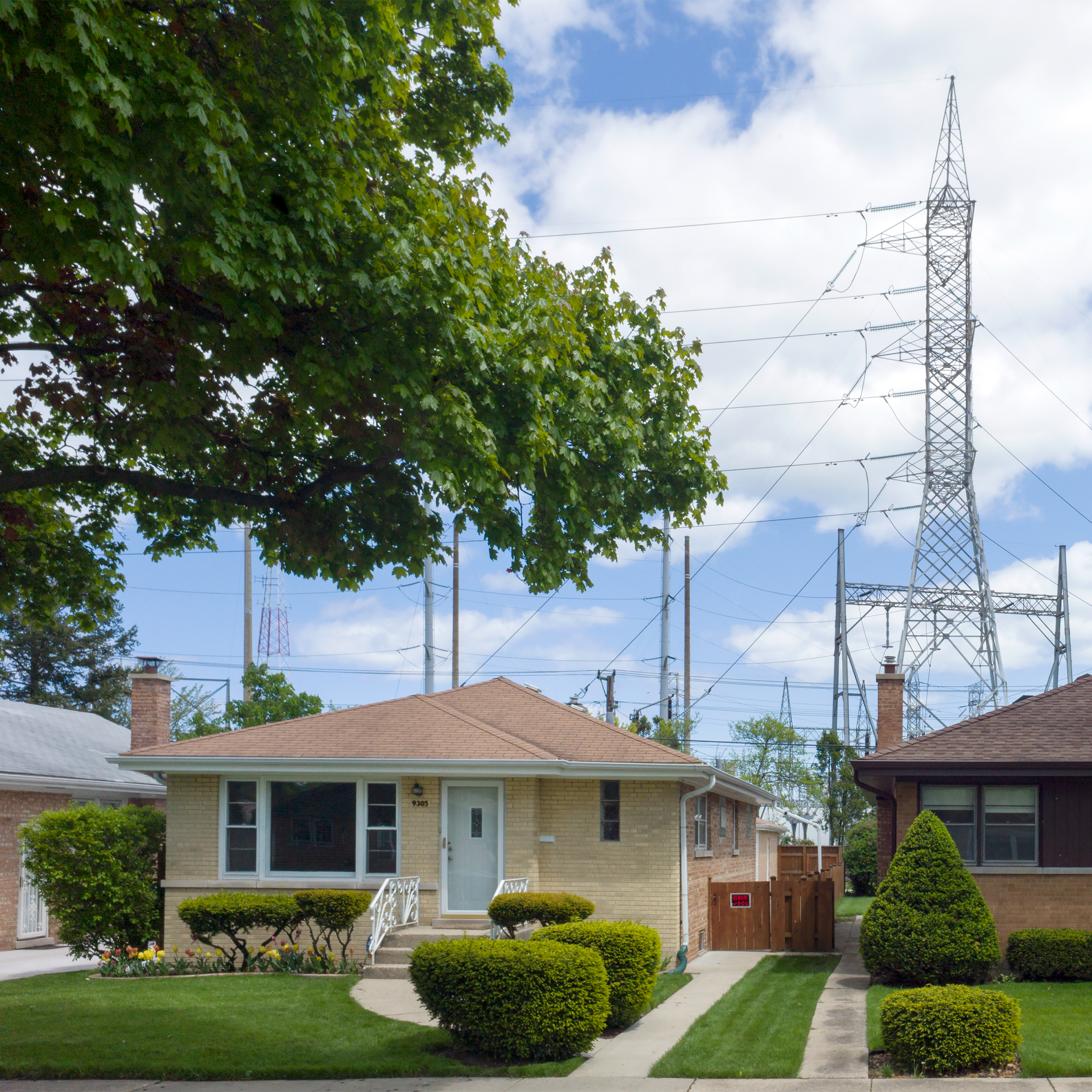 Skokie Homes and Substation.jpg