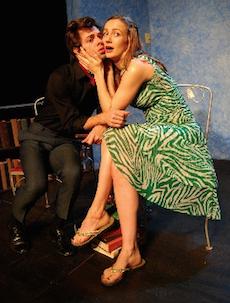 Nate Dushku & Sarah Mack