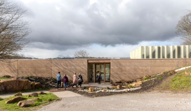 The Weston, Yorkshire Sculpture Park (copyright Peter Cook)