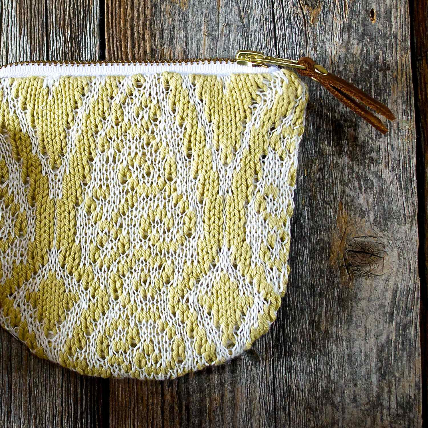 This pocket pouch in mustard is  available now .  More colors on the way next week!