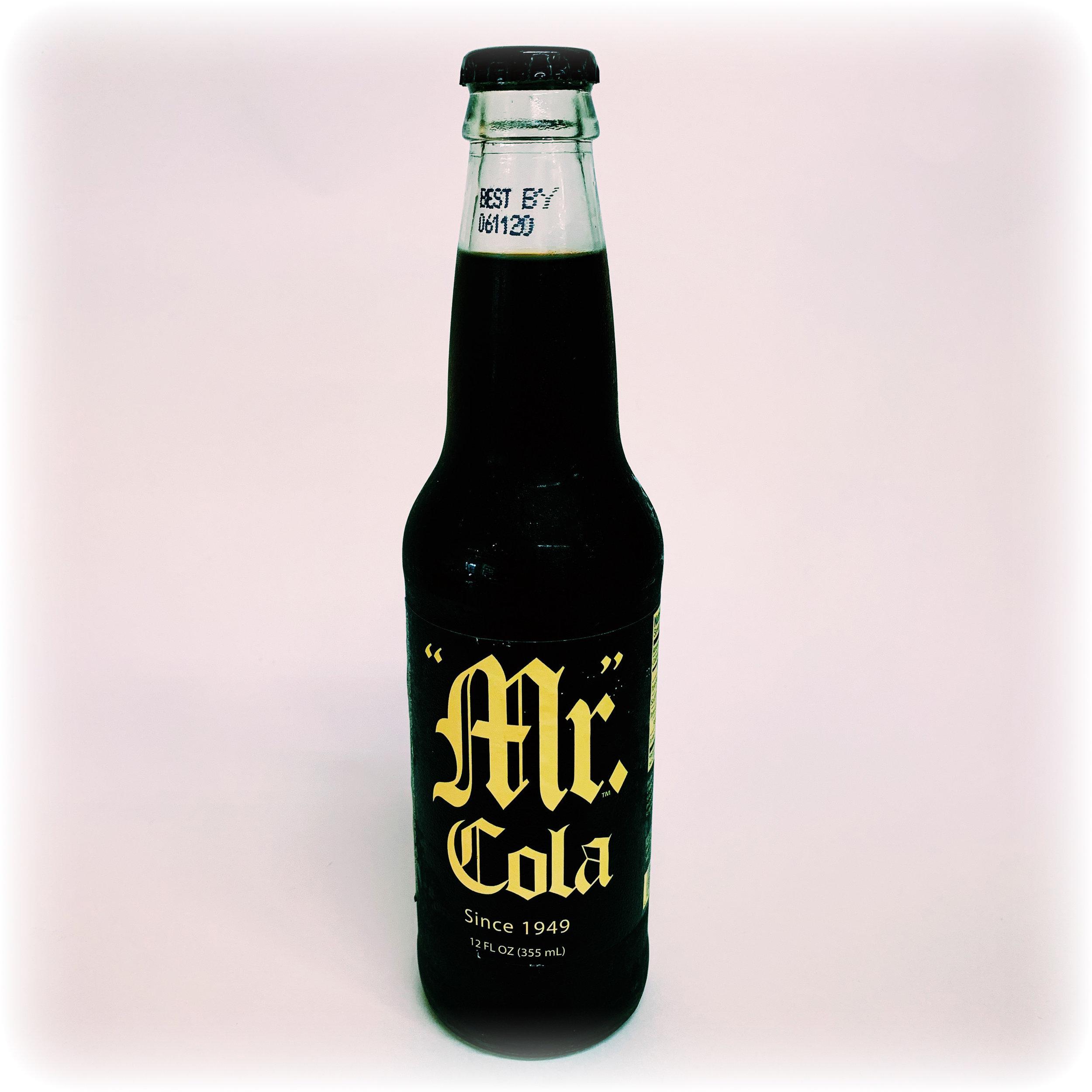 Mr Cola-Cola - Camden, Arkansas