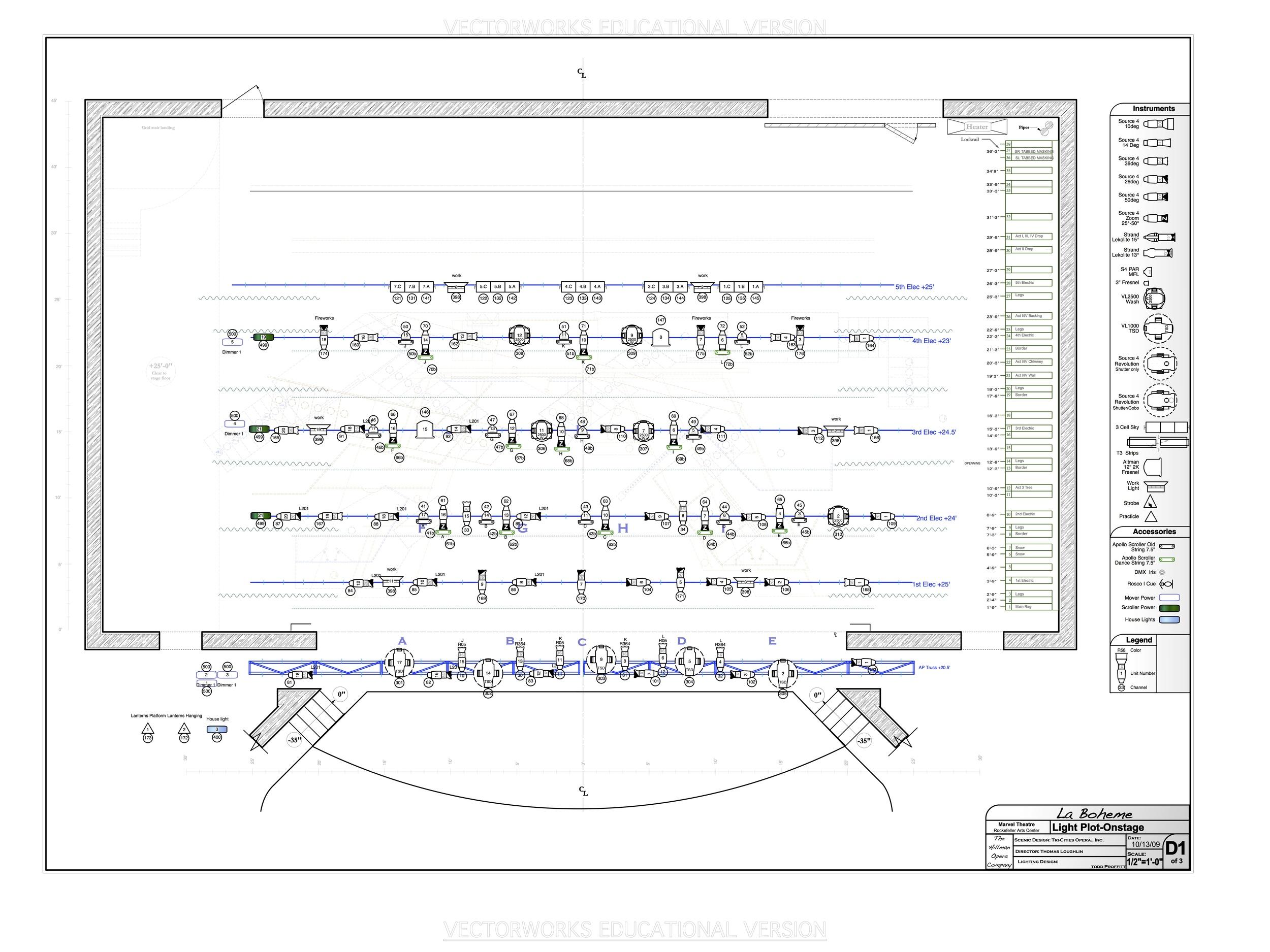 La Boheme-Light Plot   Download PDF