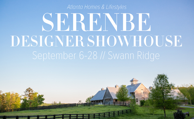 Serenbe Showhouse