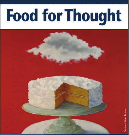 Food for Thought Art Show
