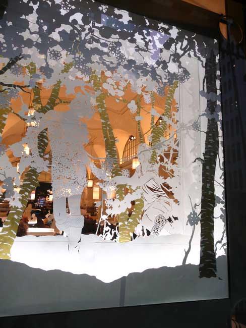 sephora - NYC Christmas Windows