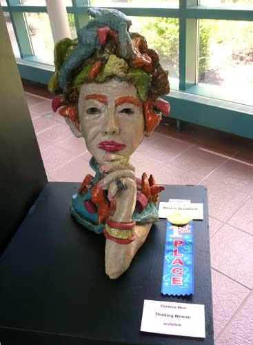 Florence Wint - Best Sculpture