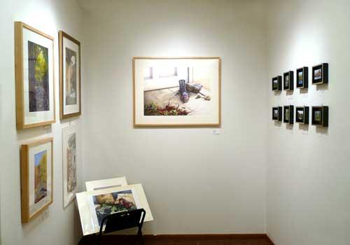 Art Booth L&M Gallery, Elizabeth, NJ