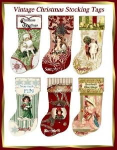 pdf stocking gift tags