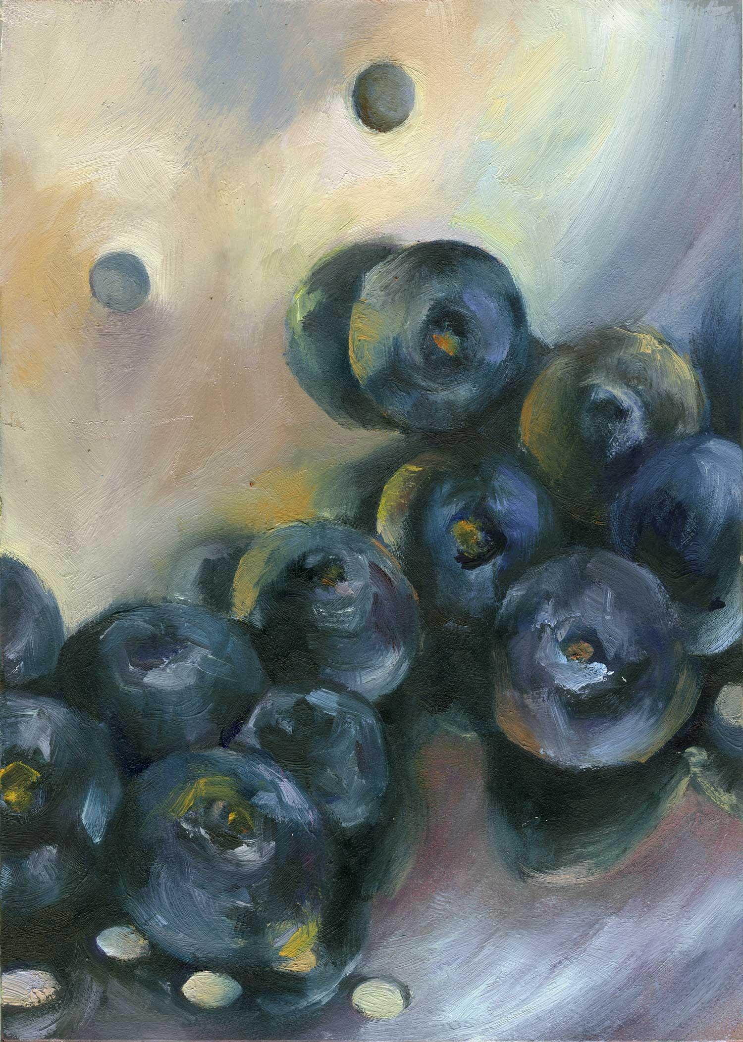 Blueberry Swoosh