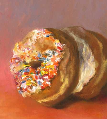 Donut Duo