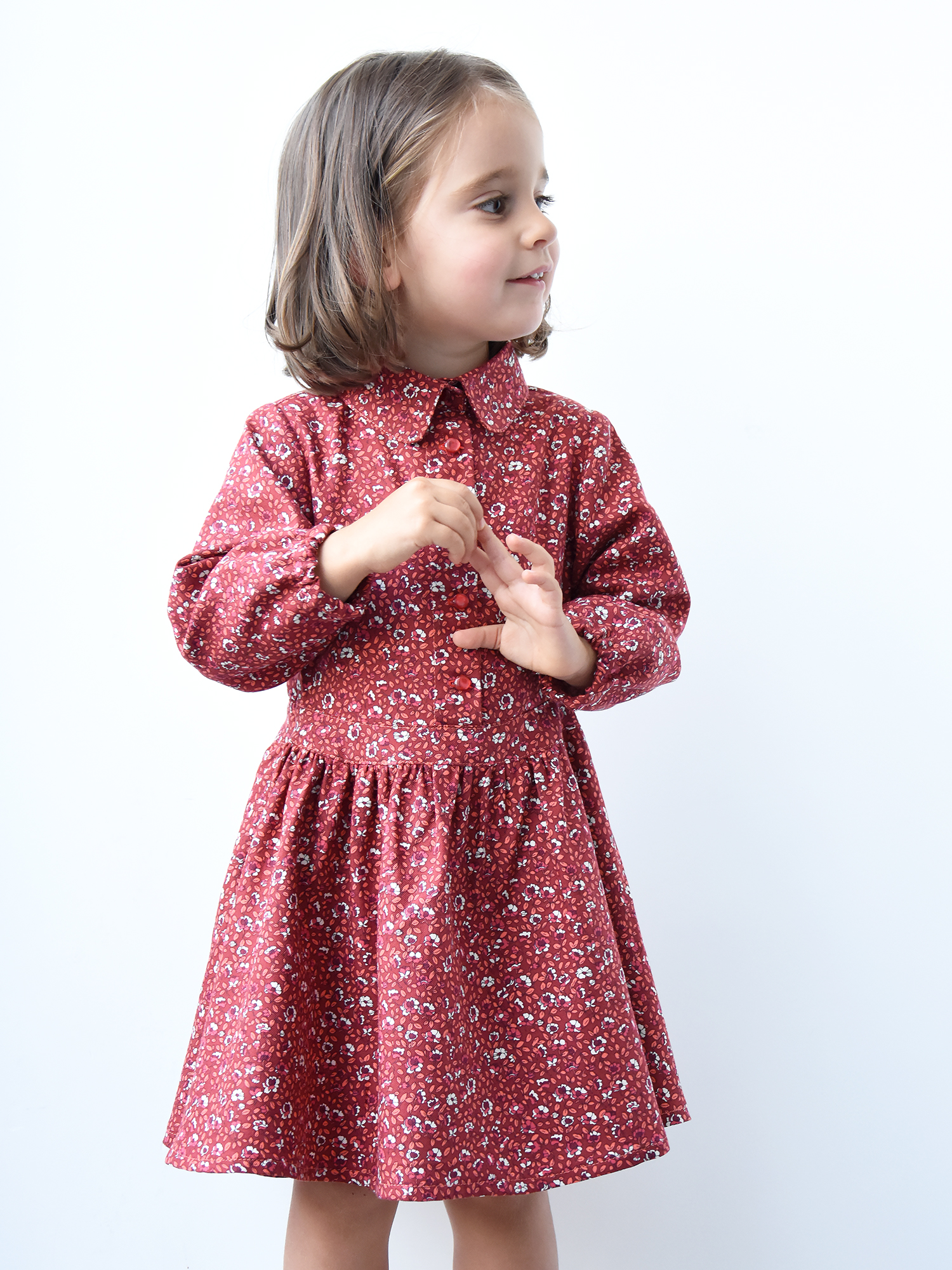 friday dress pdf patterns sewing for cool kids