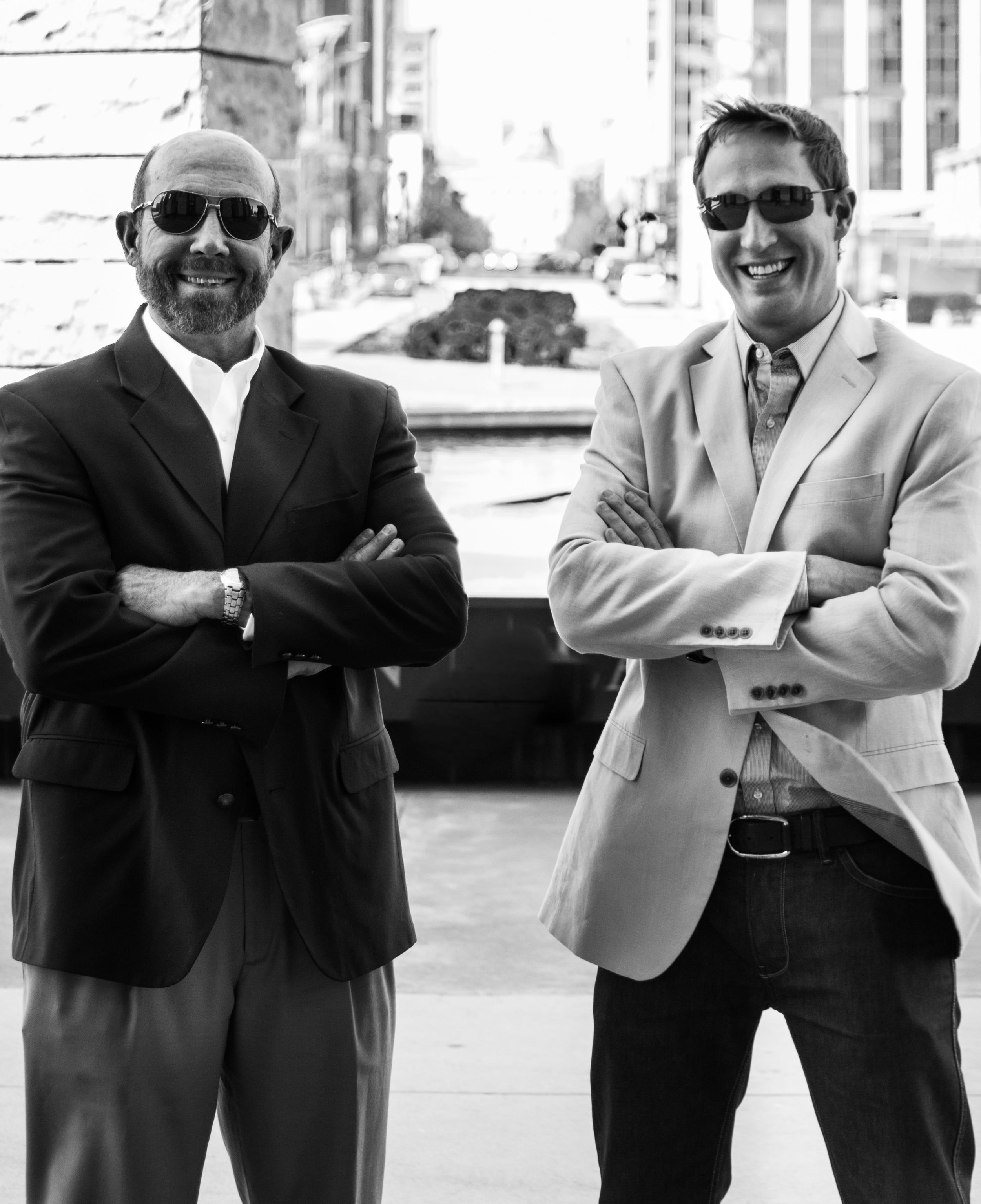 Agents Jim Kane and Jonathan Kane
