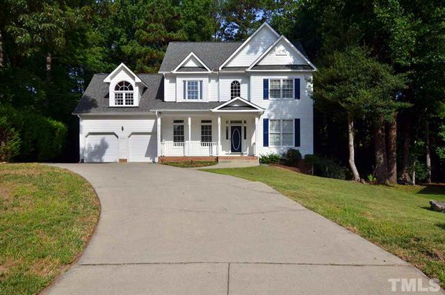 6000 Bunchberry Court, Raleigh