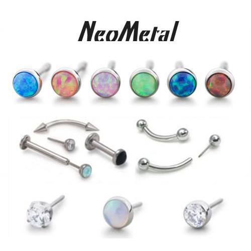 NeoMetal Body Jewelry