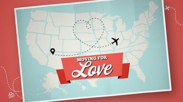 Moving for Love - HGTV
