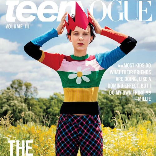 Teen Vogue - A revealing look into disorder.