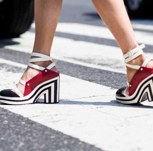 The Debrief: 5 Fashion Things You Can't Get Away With When You Move From London to NYC