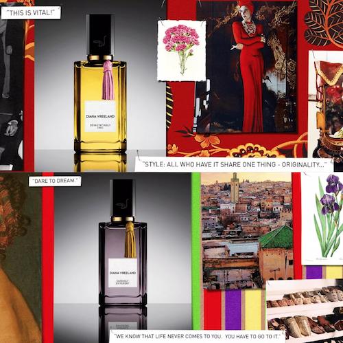 Diana Vreeland Parfum interview