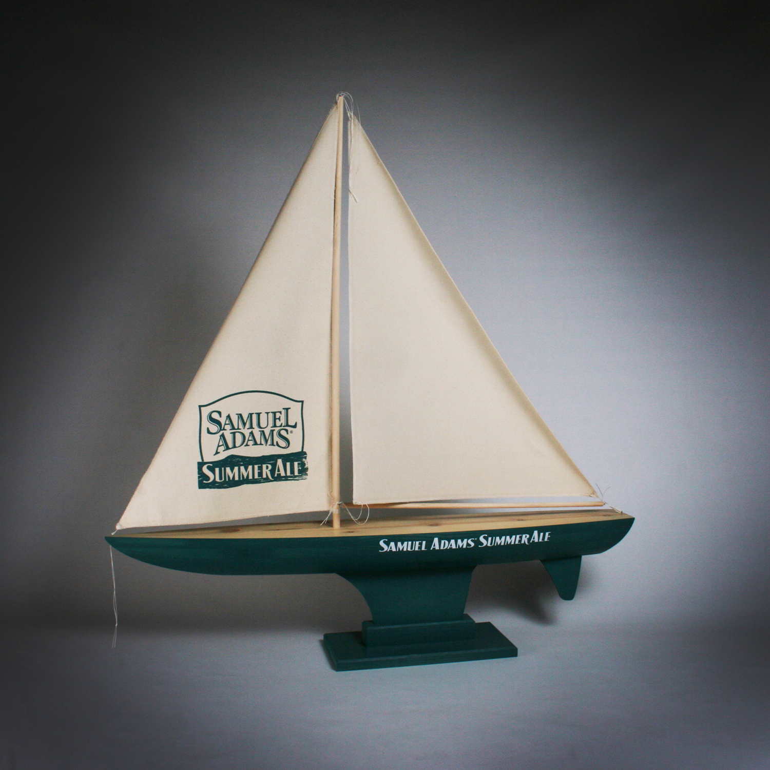 Samuel Adams Sailboat