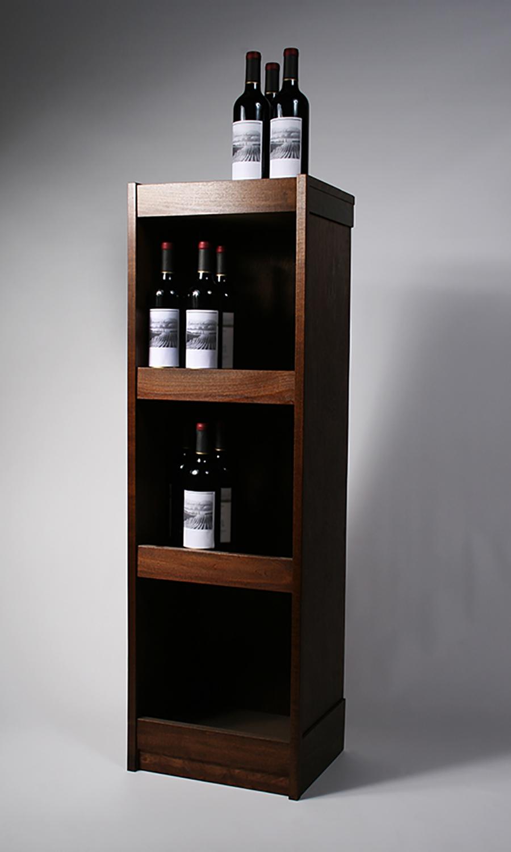 Four Case Shelf Display