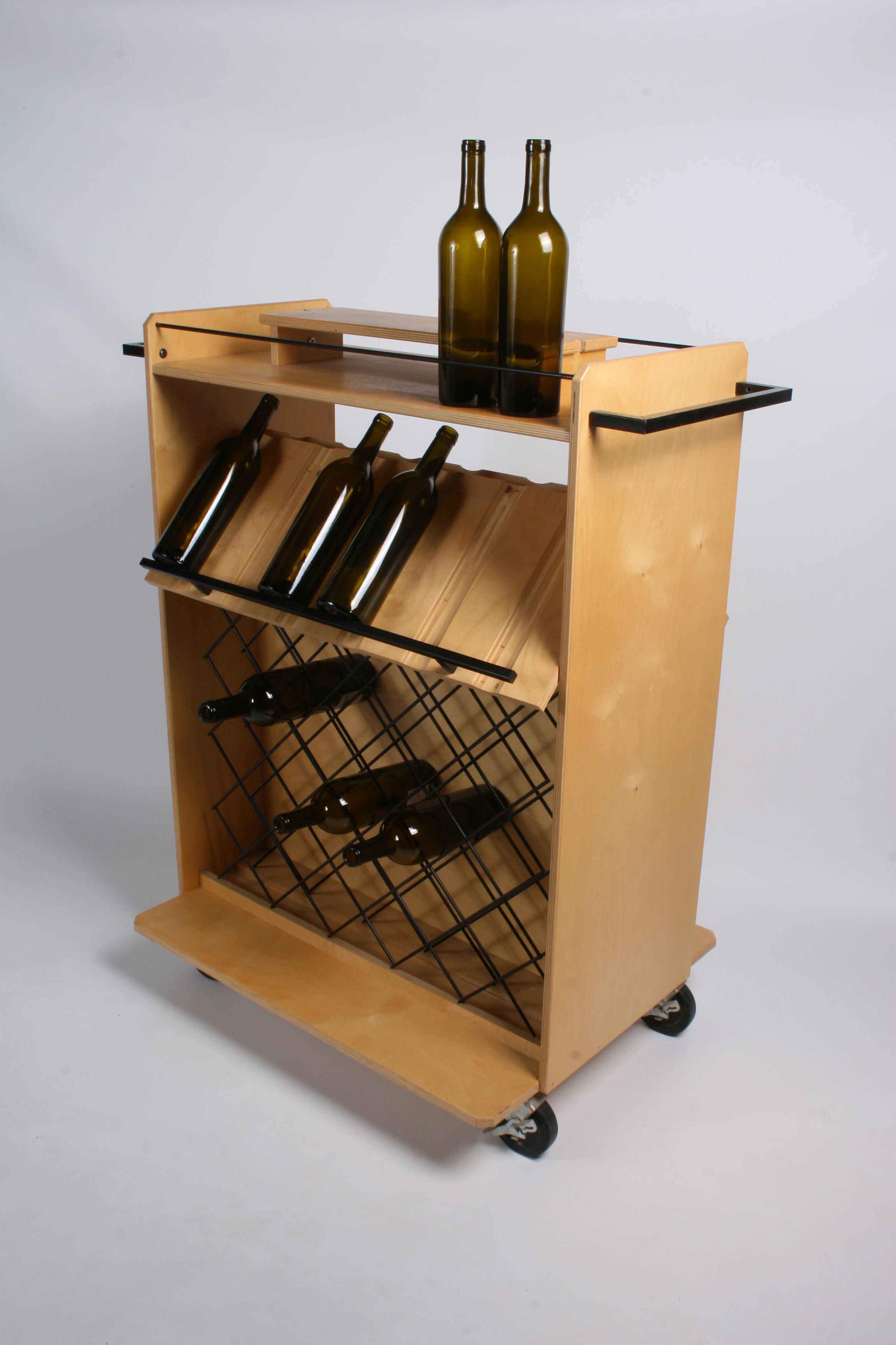 Wine Tasting Cart