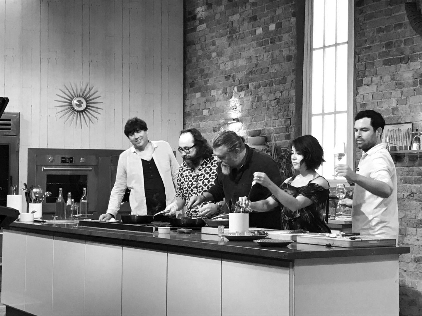 BBC One Saturday Morning Kitchen LIVE