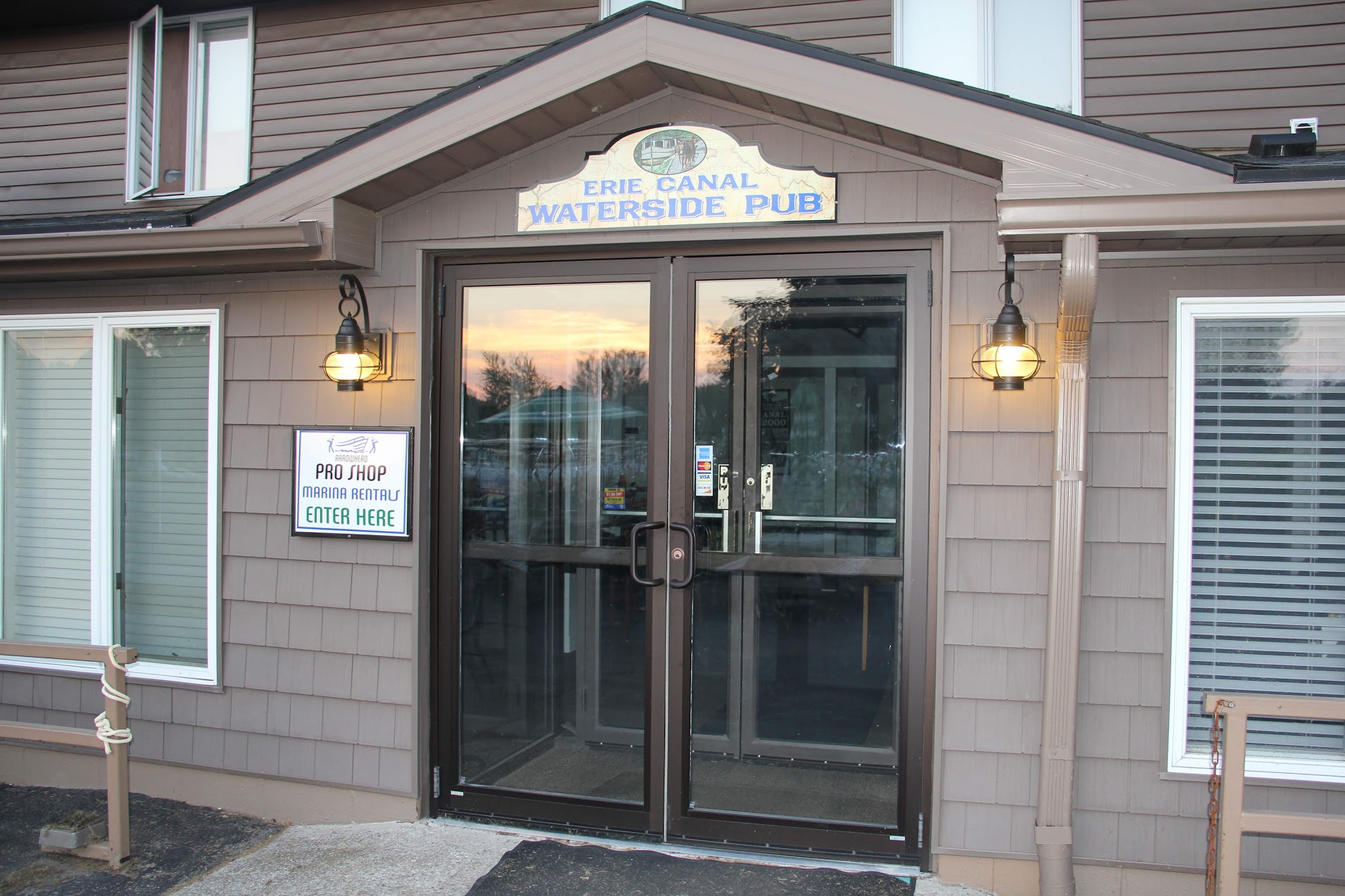 clubhouse entrance.JPG