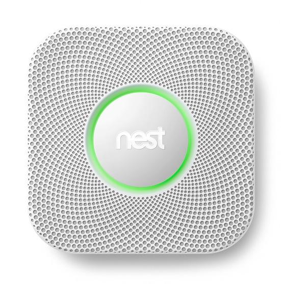 Nest Smoke & CO Alarm
