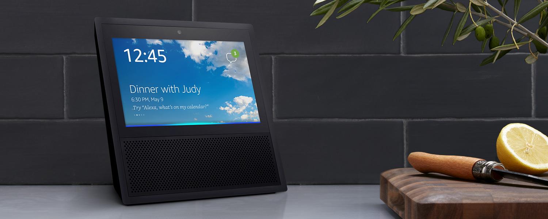 Amazon's New Echo Show