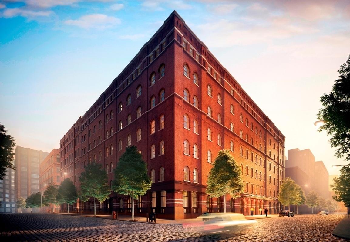 443 Greenwich Street in Tribeca