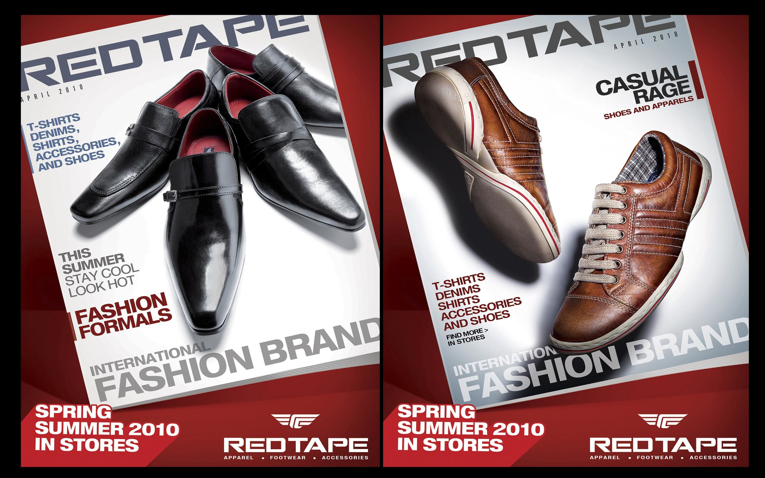 RedtTape Shoes