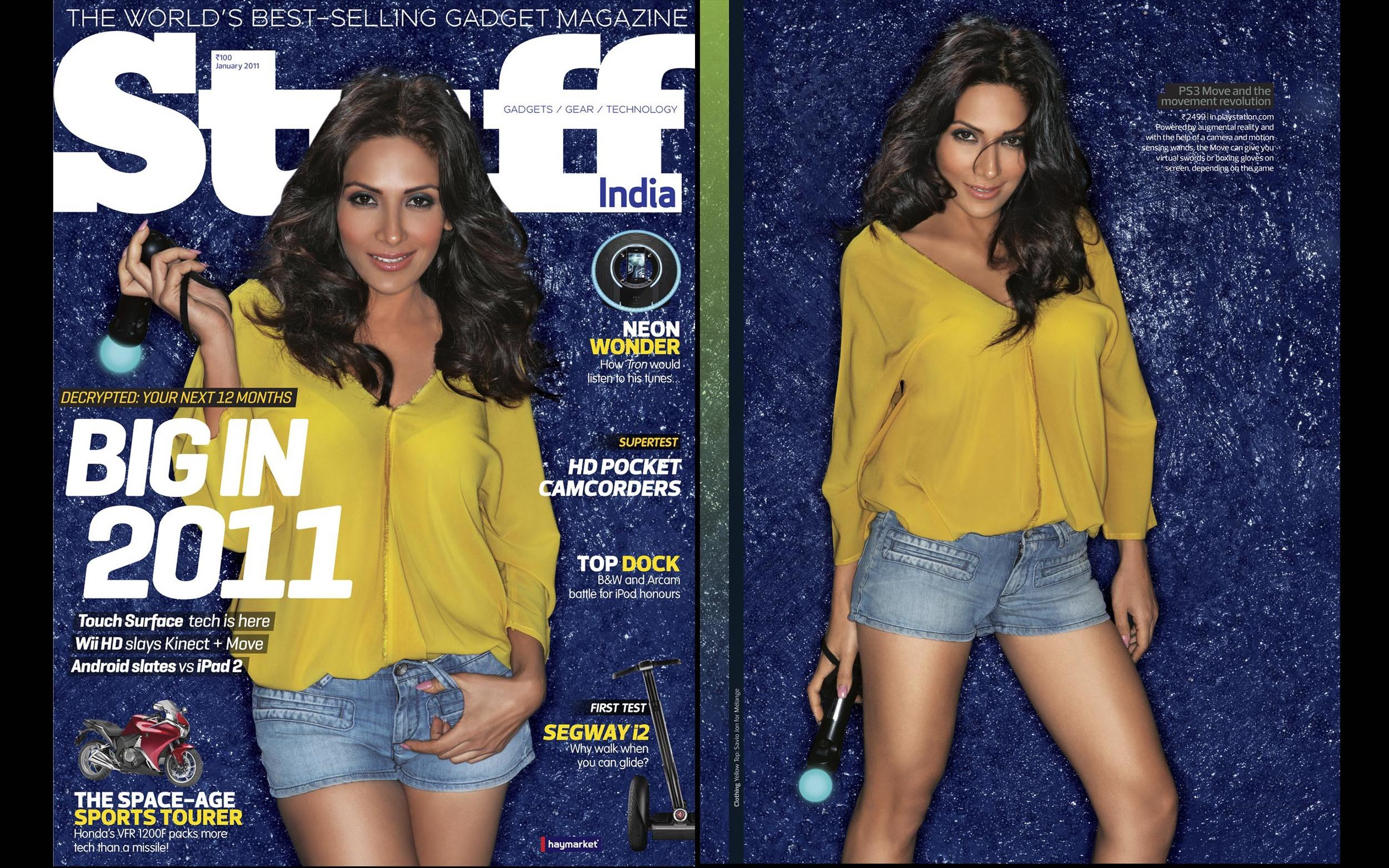 Shaurya Chauhan - Stuff Magazine