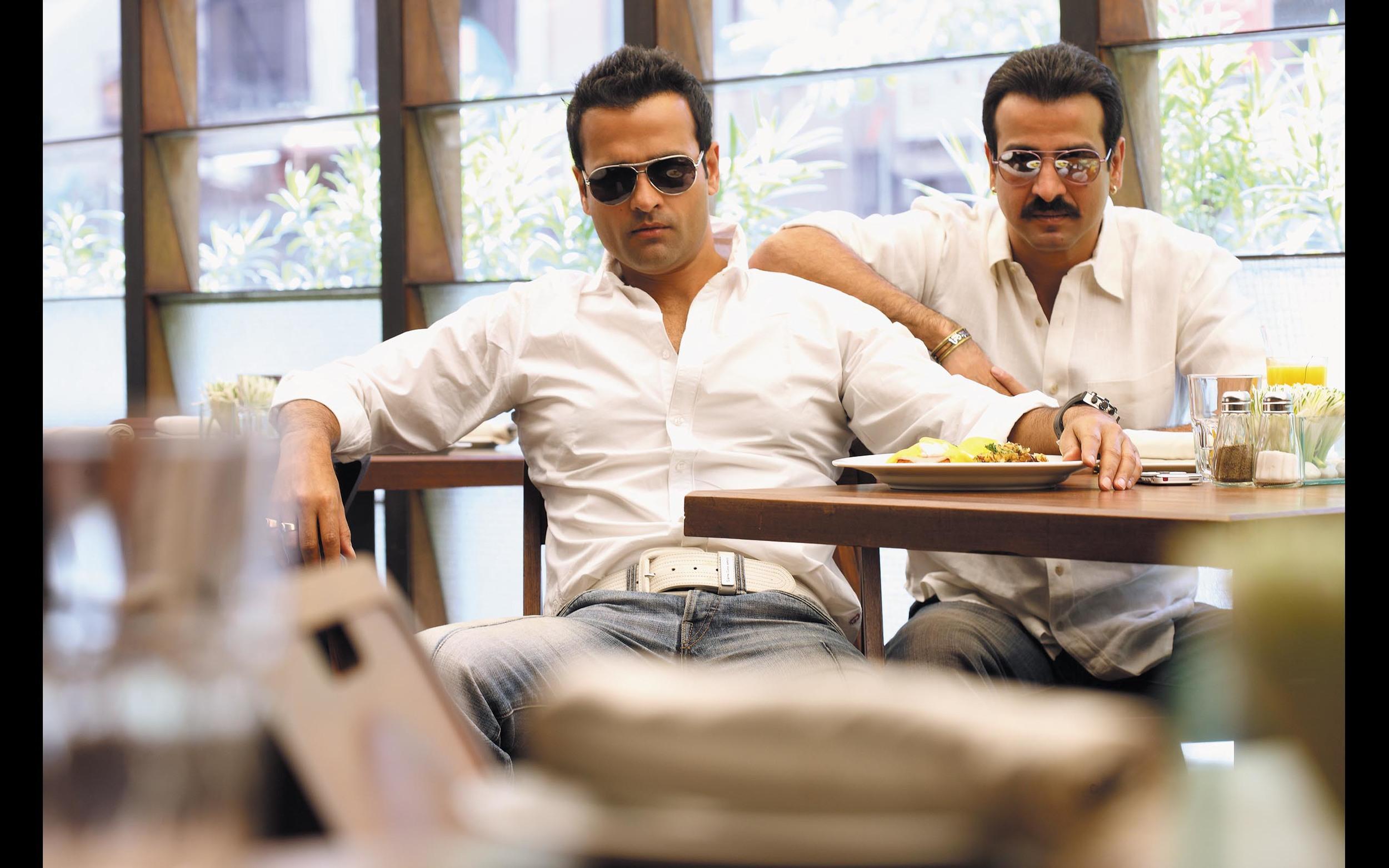 Rohit & Ronit Roy - OK Magazine