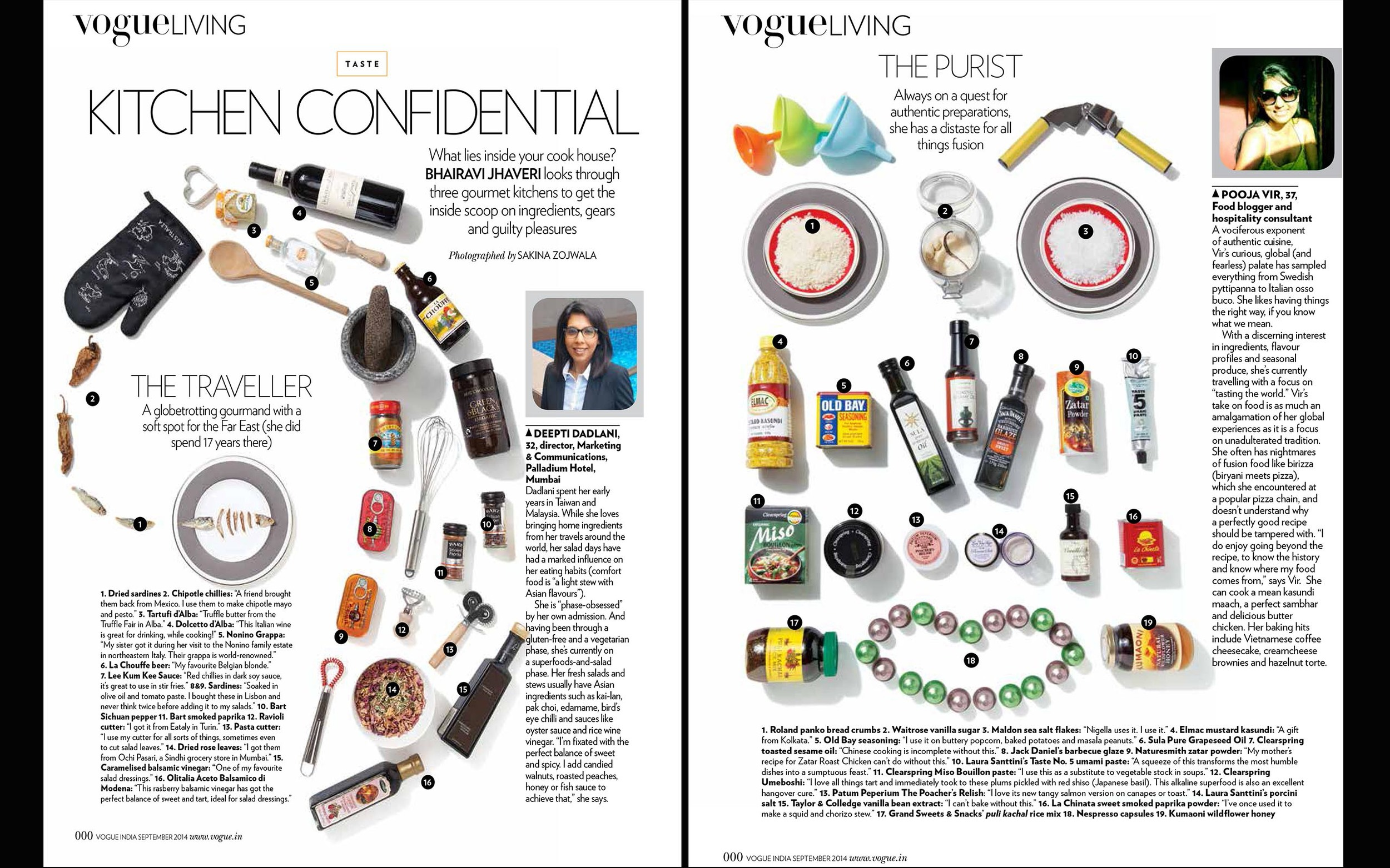 Vogue Living-Kitchen Confidential Editorial