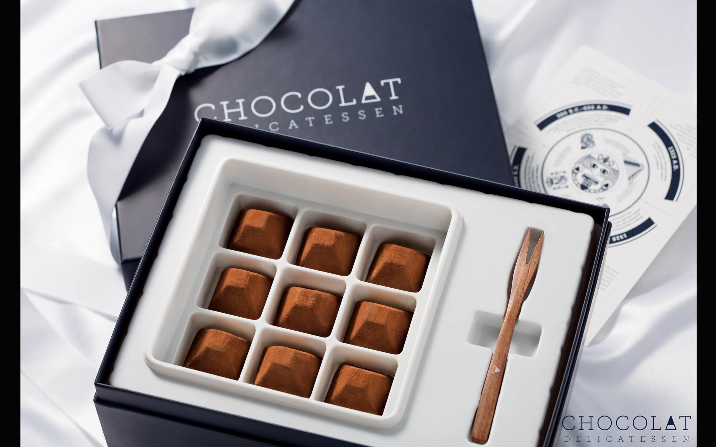 Chocolat Delicatessen By Nordic Kandie