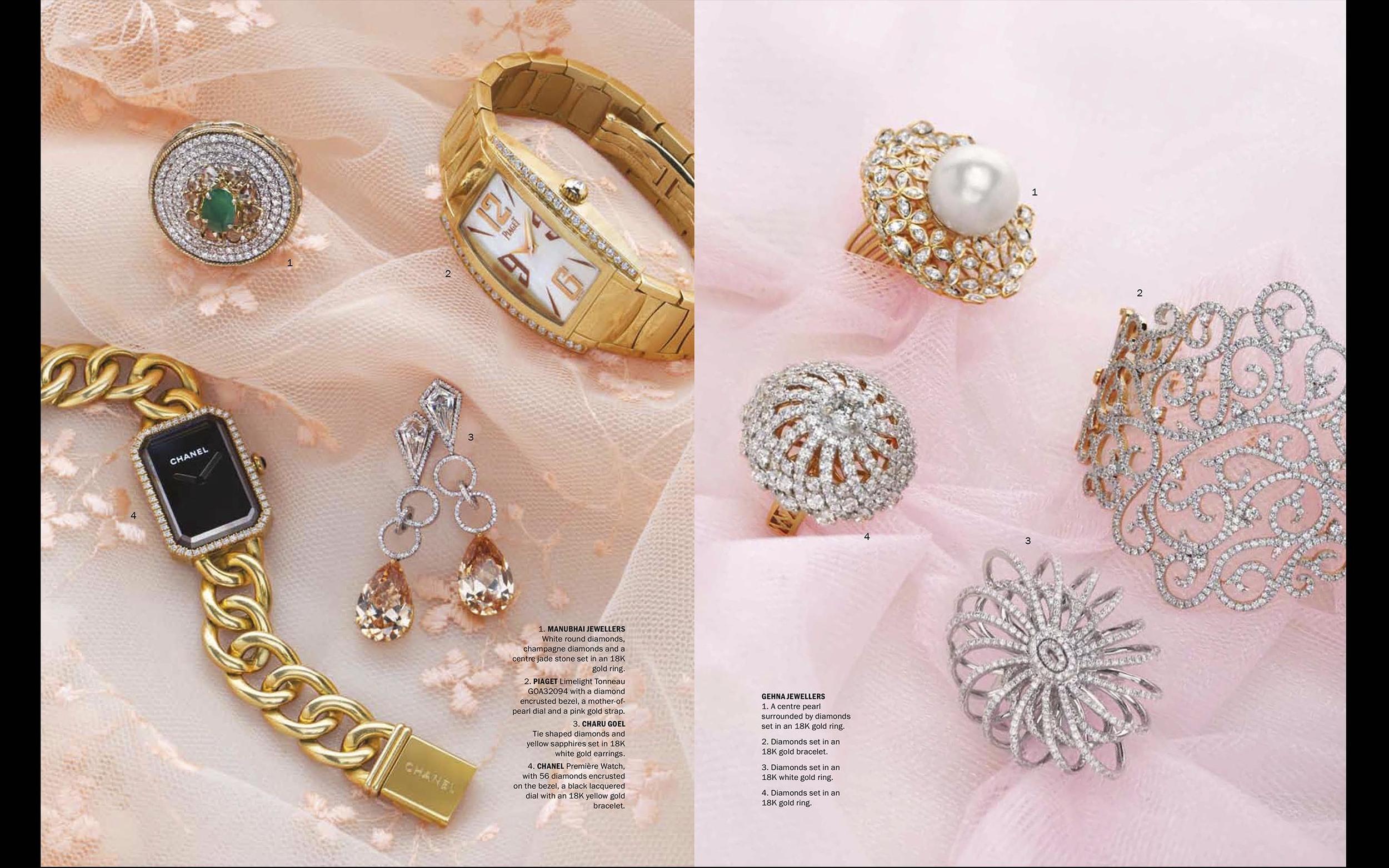 Noblesse magazine,India