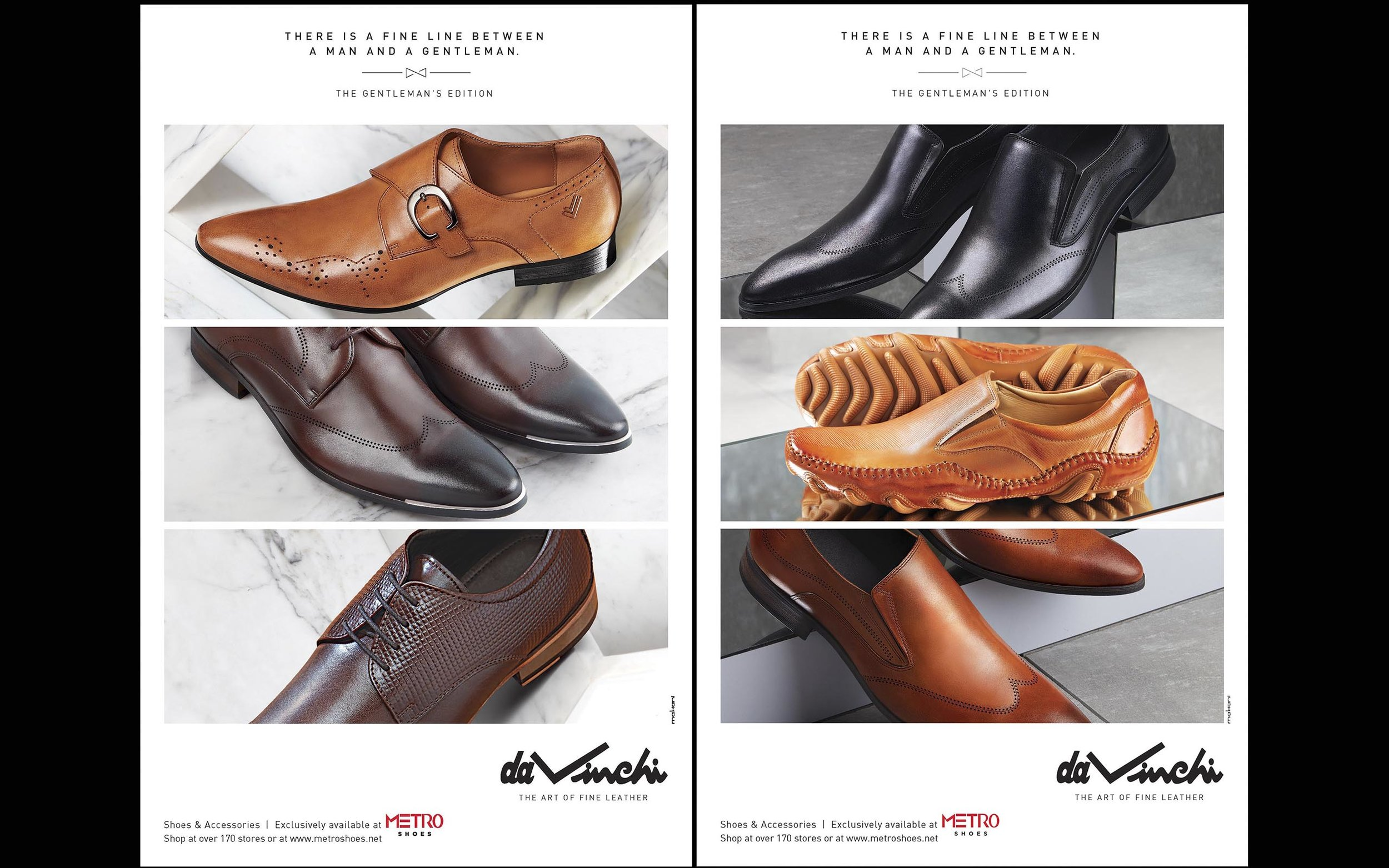 DaVinchi shoes by Metro