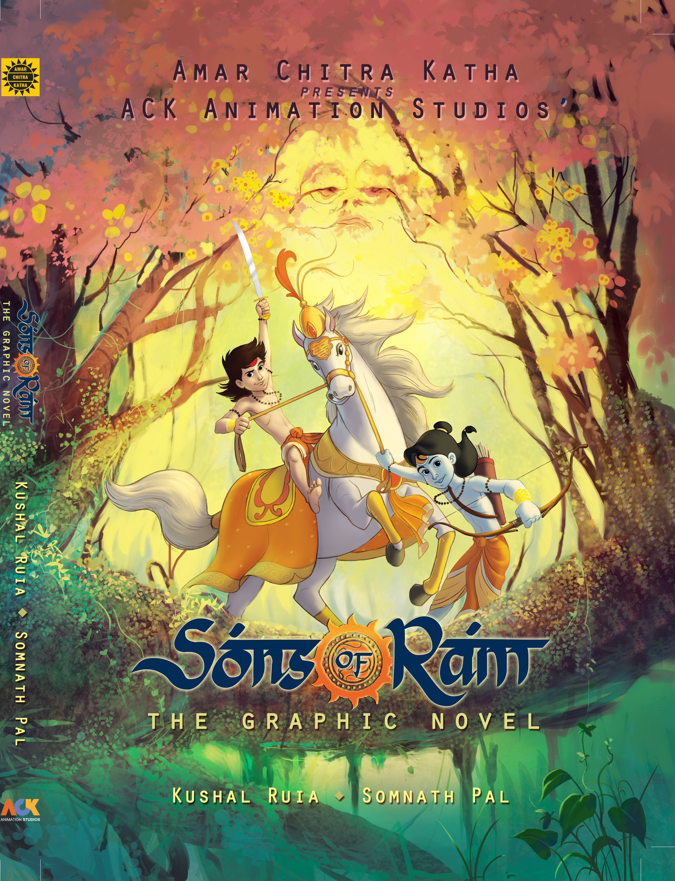 Sons of Ram- The Graphic Novel (2014)