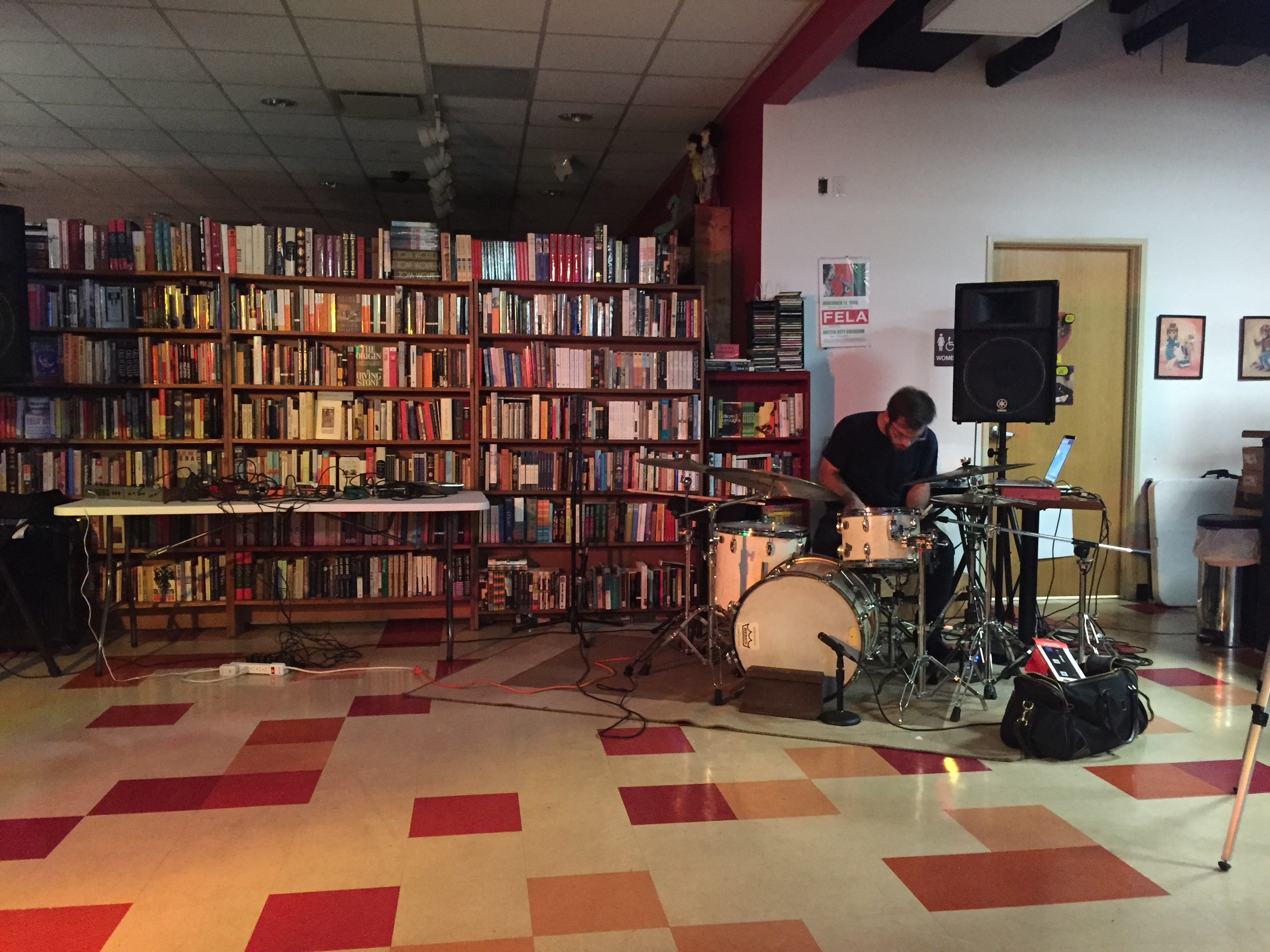 Mojo Books and Records. Photo Credit: Tyler Kline