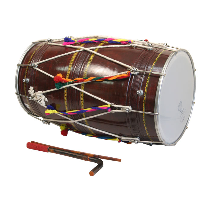 Dhol is played throughout the indian subcontinent. Playing styles and rhythmic patterns vary by region.