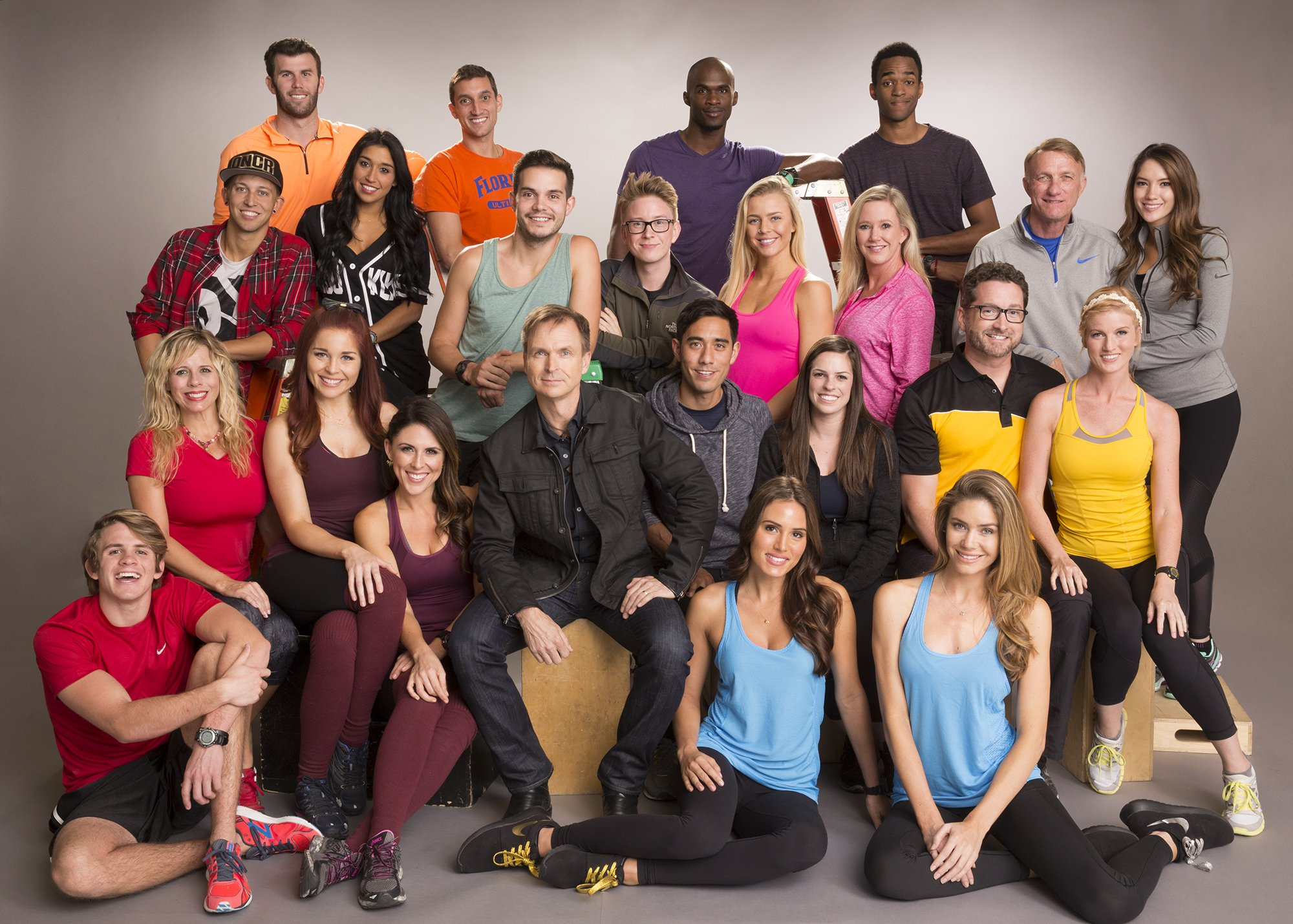 The Amazing Race 28 Contestants