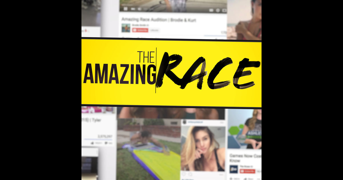 The Amazing Race 28 Logo