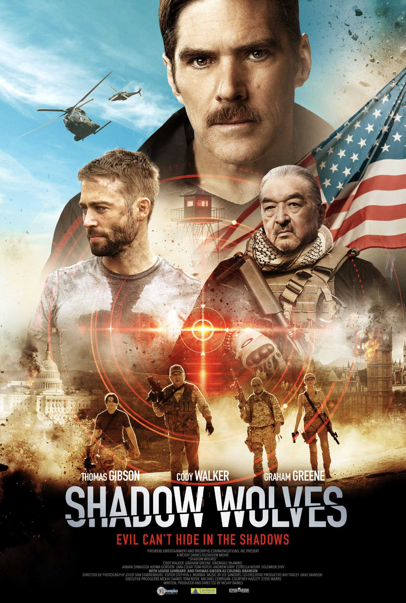 Shadow Wolves (Pilot)