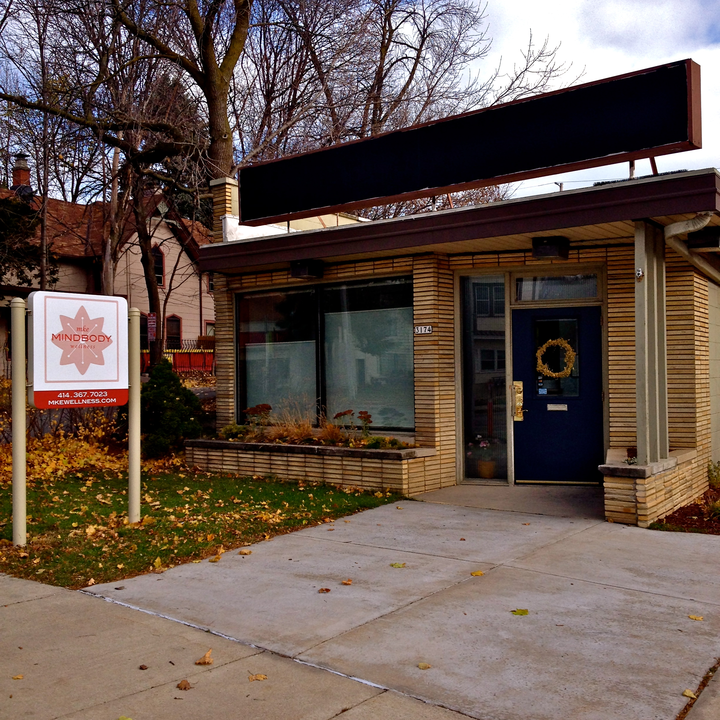 mke mindbody wellness building