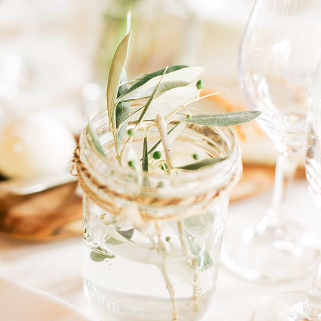 Creative little details make a big difference on the wedding day!  Thanks @anastasiiaphotography