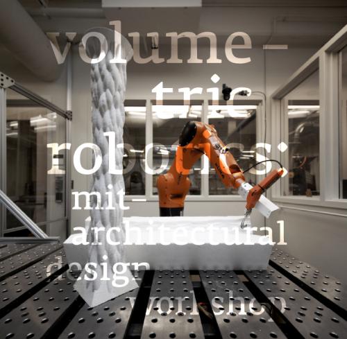 Volumetric Robotics Exhibition