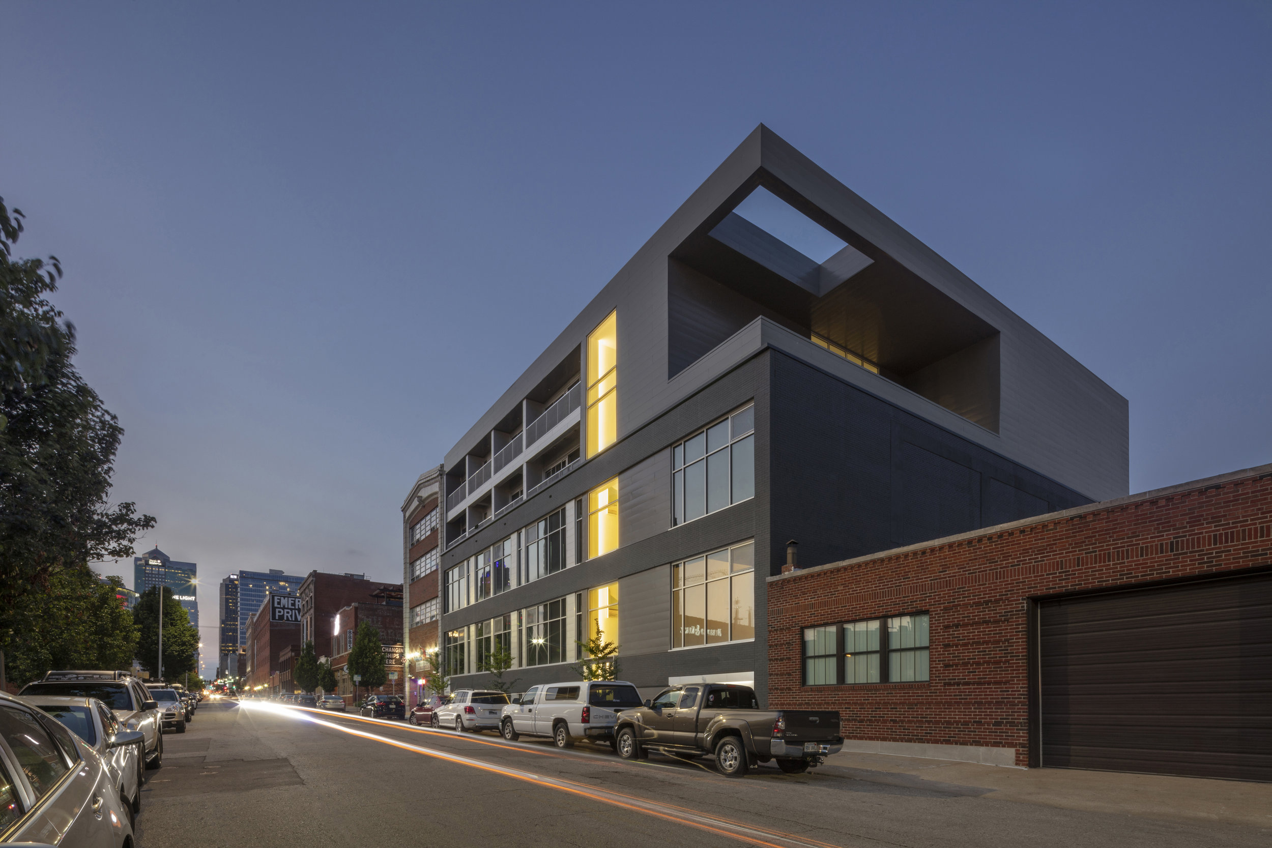 Terrace on Walnut | Crossroads Arts District | Kansas City
